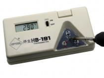 Termometru tester statie de lipit HB 191