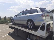 Dezmembrez Mazda 6 2.0 crdt 136 cp an 2004
