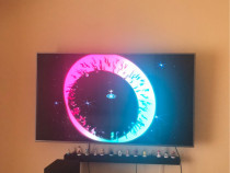 TV QLED Samsung 139cm QE55Q67RA, Ultra HD 4K, Wifi, CI+