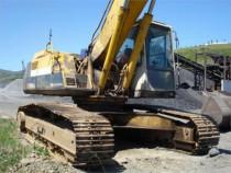 Dezmembram excavator komatsu pc240 lc-5