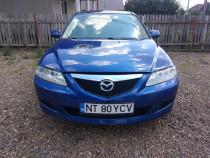 Bara fata Mazda 6 an 2005 cu mici defecte