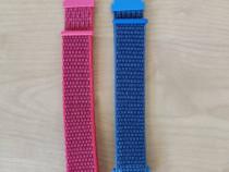 Curea smartwach nylon 20 mm