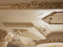 Executam ornamente fatade interior exterior constructi