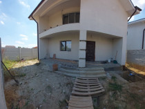 Magurele-Varteju, Casa individuala 4 camere, Parter cu Mansa