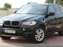 Bmw X5 7 Locuri - an 2010, 3.0 d (Diesel)
