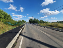 Teren Balotesti,strada asfaltata,toate utilitatile,5000mp