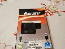 Încărcător micro usb energizer