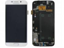 Inlocuire Display Samsung S6 Edge G 925 Original NOU Garanti