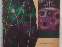 Carte astronomie 1964, Zborul spre luna - D Andreescu