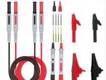 Set cabluri clesti sonde multimetru