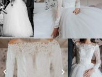Rochie deosebită de mireasă