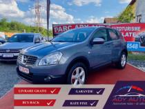 Nissan qashqai 1.5 - livrare - rate fixe - garantie