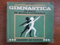 Gimnastica de baza in scoala generala / R1S