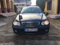 Mercedes C200 / C220 EURO 4 - an 2005, 2.2 Cdi (Diesel)