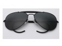 Ochelari de soare Outdoorsman cu Arc - Negru