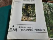 Lot 130 revista pădurilor * silvicultură și exploatarea pădu