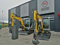 Excavator Wacker Neuson ET35 nou, productie 2021