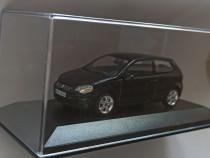 Macheta VW Polo MK4 Facelift 9N3 2006 negru- Minichamps 1/43