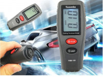 Tester masurare grosime vopsea baterii inclus Yunombo YNB100