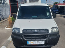 Fiat doblo, fabr.2006, 1.3 diesel, frigorifica,91000 km