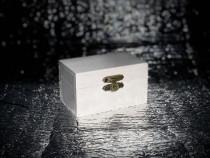 Cutiuțe de bijuterii din lemn de pin