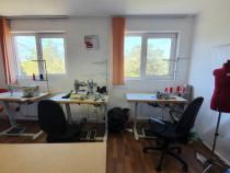 Atelier de creatie vestimentara / croitorie