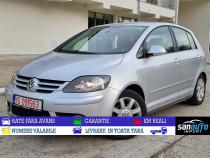 VW Golf V Plus / 2005 / 1.9 TDI / Rate fara avans / Garantie
