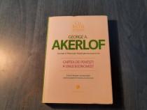 Cartea de povesti a unui economist George A. Akerlof