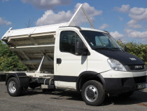 Iveco Daily 35c18 Basculant pe 3 part