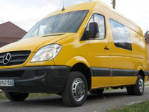 Mercedes Sprinter 513 Mixt- an 2011, 2.2 Cdi (Diesel)