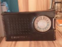 Radio vechi Sonetta TT4 an fabricație 1966