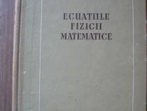 Tihonov, Samarski - Ecuatiile fizicii matematice - 1956