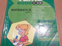 Matematica pentru clasa a VII-a - teme 2000+5/6