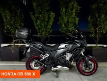 Honda CB 500X (Motocicleta Touring - Sport - Aventura) cat.A