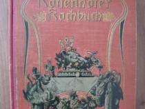 J. Rottenhofer - Illustriertes kochbuch - 1905