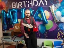 Magician Craiova petreceri copii animatie & atelier*