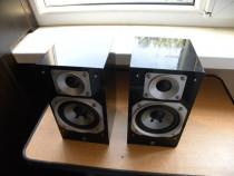 Yamaha NX-TS20 Speakers (Pair) - Piano black Hi-Fi Stereo
