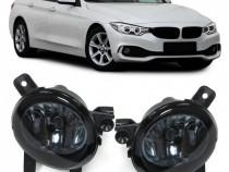 Proiectoare ceata BMW F20 F21 F30 F31 F32 F33 F34 fumuriu NO