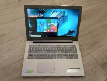 Laptop gaming lenovo, intel core- i7-8850, video 4 gb nvidia