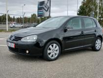 VW GOLF 5 cu 100.000 km Full service 1.6 Benz 116 CP 6+1 Vit