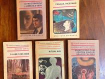 Lot de 5 carti colectia romanul de dragoste