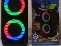 Boxa portabila 20w,RGB 2 x 4 inch