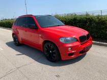BMW X5 3.0 Diesel 235 Cp 2008 Automat 4x4 Pachet M 7 Locuri