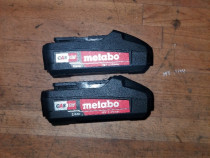 Acumulator baterie METABO 18 v si 2 ah