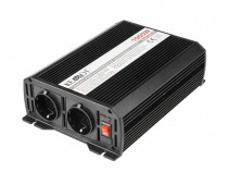 Invertor 12V / 230V 1000W cu 2 prize
