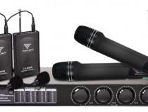 Microfoane LS-8888 Azusa 2 microfoane wireless, 2lavaliere