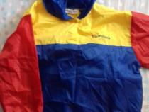 Set pantalon si bluza fas cu tricolorul Romaniei