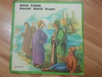 Vinil Pariul Marii Negre - Jules Verne (2 discuri), 1984