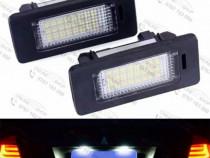 Set lampa led numar bmw e39, e60, e61, e70, e71, e90, e91