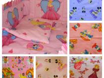 Lenjerie de pat pentru bebelusi